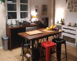 Se alquila habitacion doble amplia Valencia Extramurs