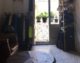 Doble room whit balconi tv wifi in Barcelona downtown
