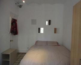 Habitacion doble con balcon en Barcelona