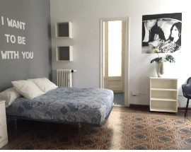 La habitacion es Grande Barcelona Gracia