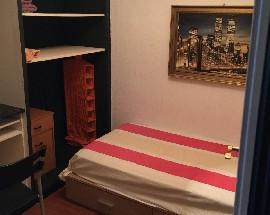 Habitacion individual y comoda en Barcelona