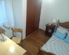 El piso compartido es en Santiago de Compostela