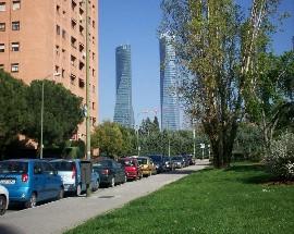 Alquilo habitacion en Madrid