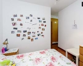 Tres habitaciones en Madrid