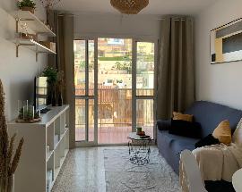 Piso de tres habitaciones en Malaga