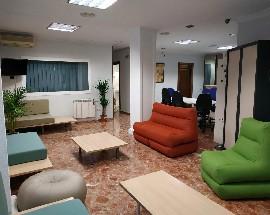 Piso estudiantes 3 habitaciones en Valencia