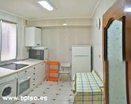 Las habitaciones que se alquilan son de un piso nuevo