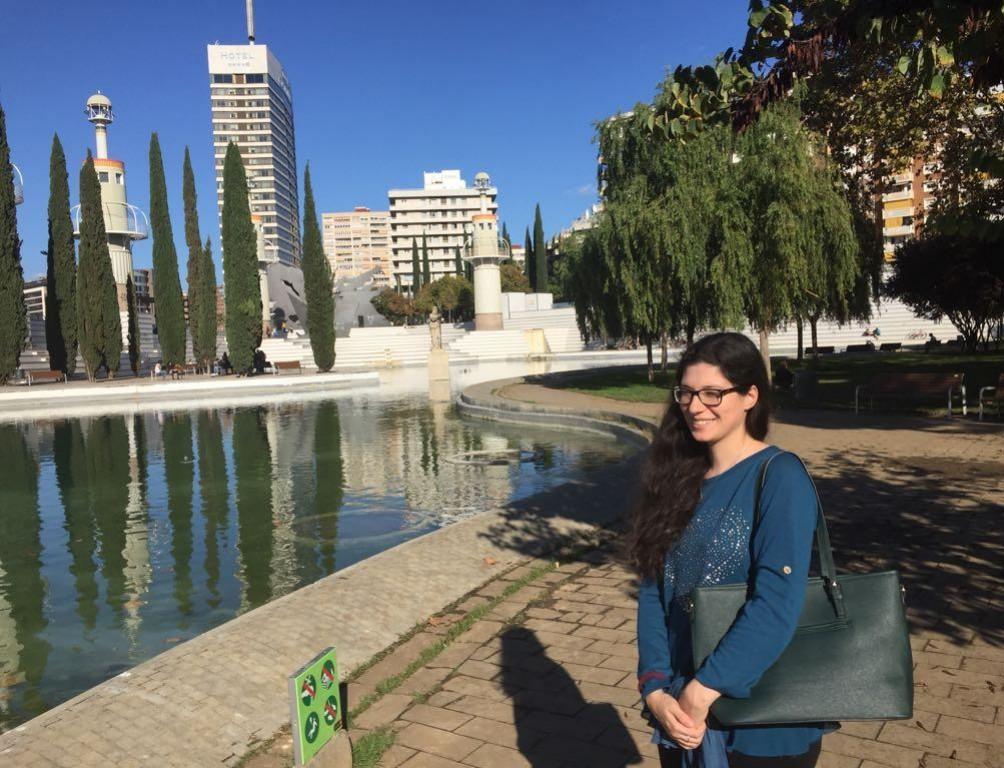 Estoy en Barcelona para aprender el catalan
