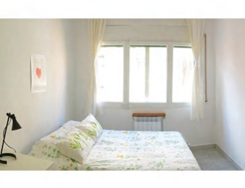 Habitacion room for one girl Barcelona