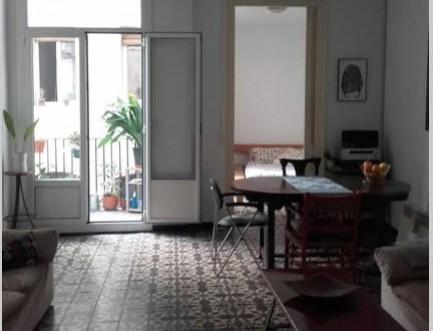 Habitacion tranquila en el centro de Barcelona